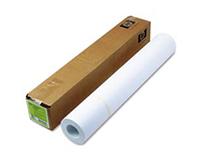Wide formate inkjet paper rolls