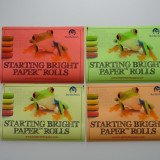 Starting Bright Colored Inkjet Paper Rolls