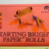 Starting Bright Paper™ Rolls 7