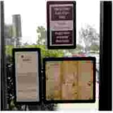 EasyFrames reusable display frames come in 7 different sizes