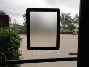 Quick change magnetic lined frames for windows, doors, walls, etc.