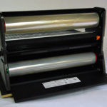 Save on laminate refills for Scotch 25 wide cold laminator