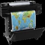 HP DesignJet T520 24 AKA VariQuest® Perfecta® 2400 color design system