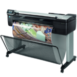 HP Designjet T830 36 Color Poster Maker AKA Variquest® Perfecta® 3600STP color printer