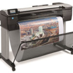 HP Designjet T830 AKA Variquest® Perfecta® 3600STP color design system