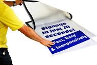 Easyboard Reusable Display & Meeting Board signs